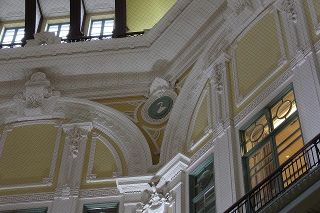 天井に飾られた干支_1