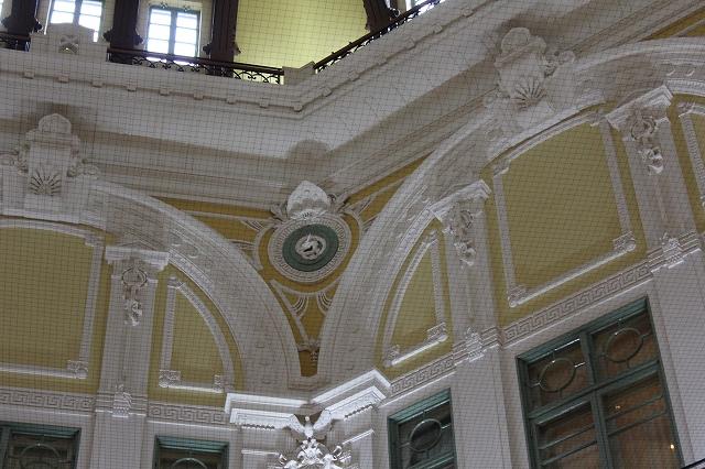 天井に飾られた干支_2
