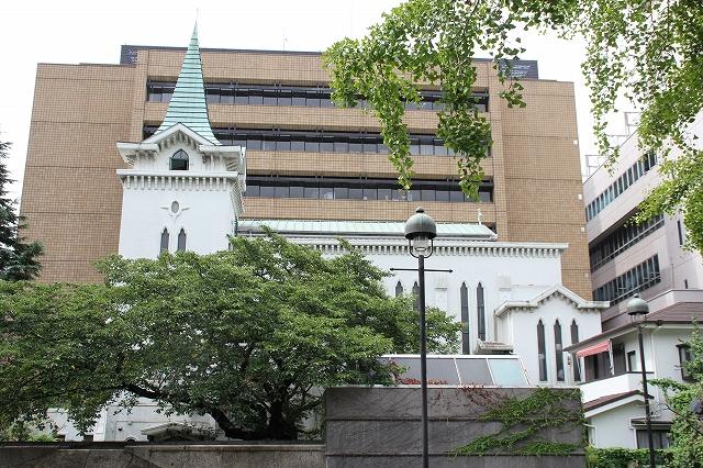 日本キリスト教会横浜海岸教会_2