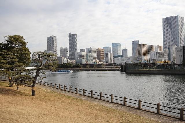 隅田川河口に向かっての切れ込み_2