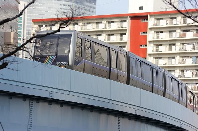 東京臨海新交通臨海線ゆりかもめの軌道_5