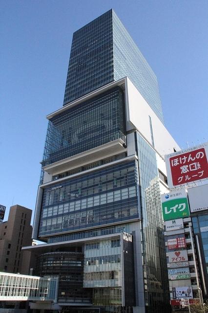 威風堂々たる渋谷ヒカリエ_2