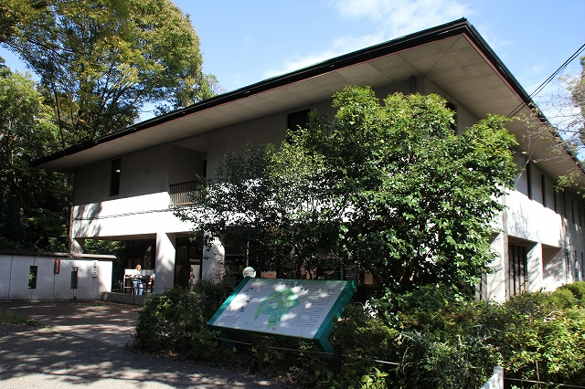 自然教育園入り口_1
