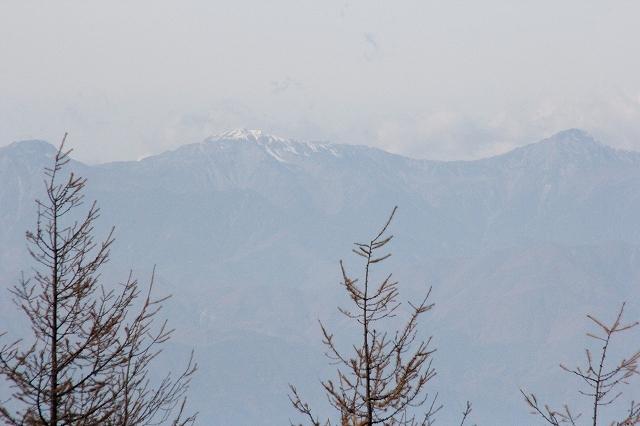 富士山に次ぐ標高の北岳