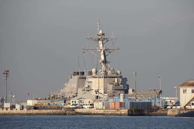 ミサイル巡洋艦CG63『カウペンス』_1