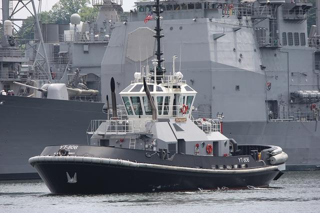 タグボートYT-806