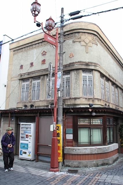 秩父神社までの道筋_10…小池煙草店
