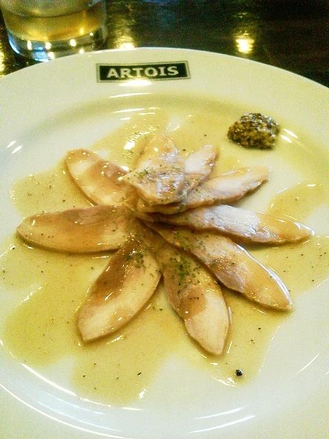 ARTOISの料理_2