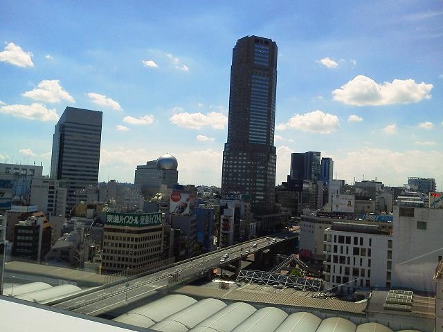 現在の渋谷駅_2
