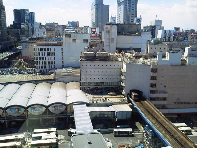 現在の渋谷駅_3