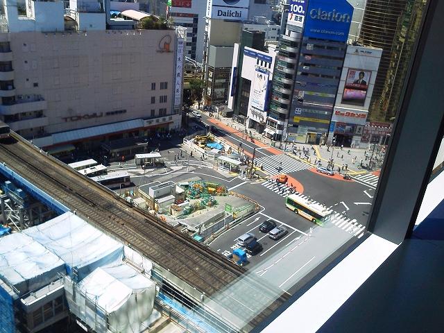 現在の渋谷駅_4