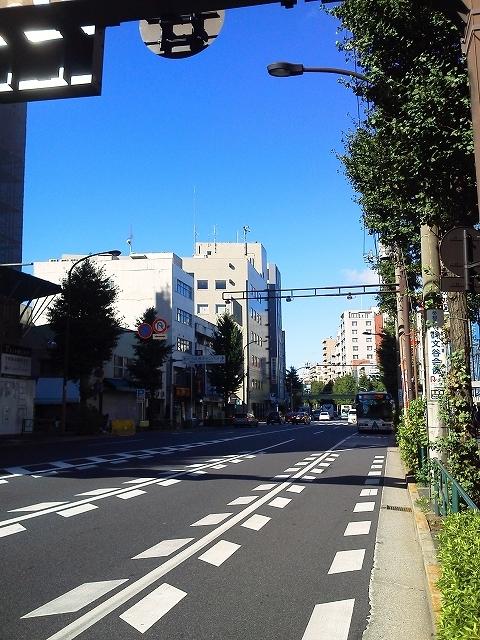 目黒通りの風景_1
