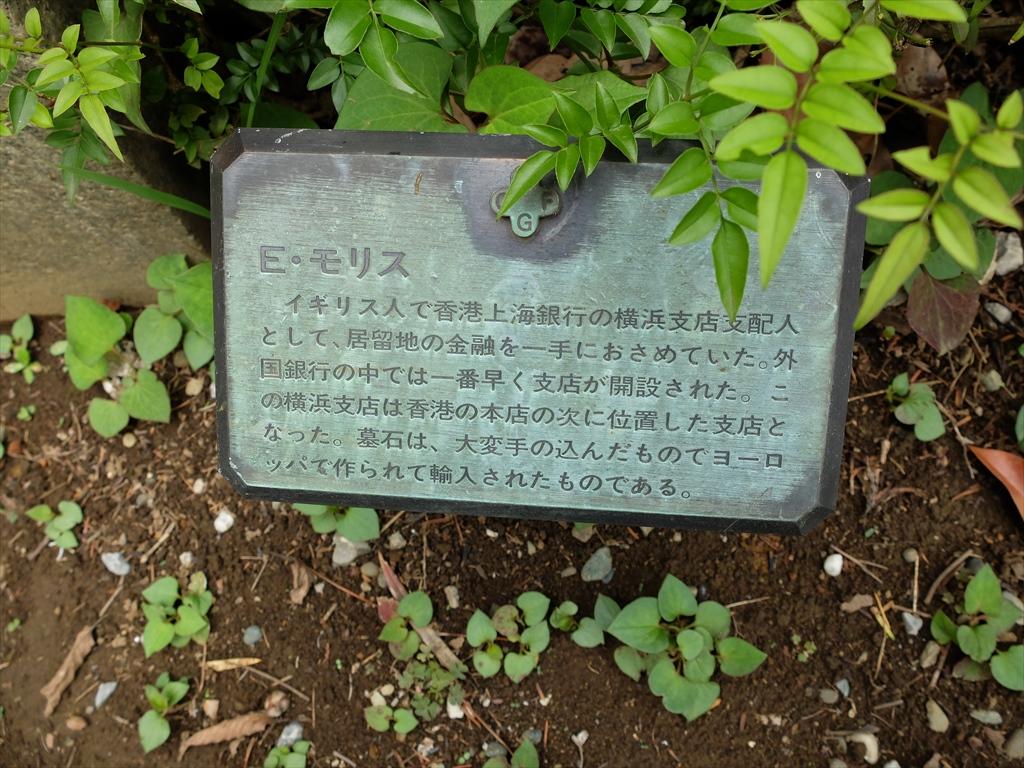 E・モリスの墓_1