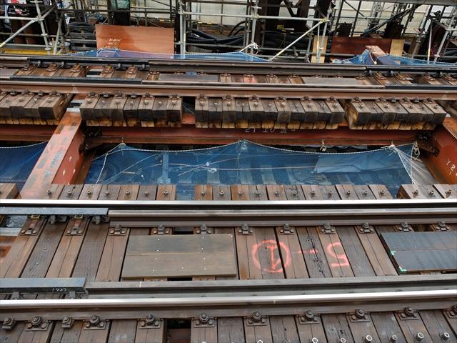 代官山駅の線路_2