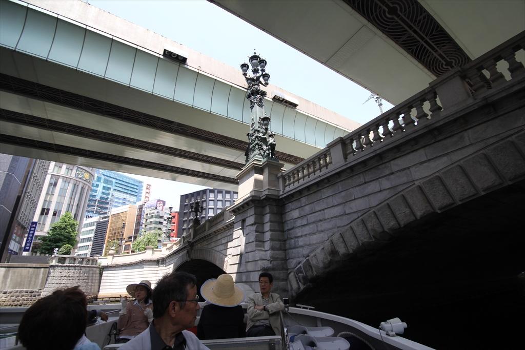 再び日本橋の下をくぐる_1