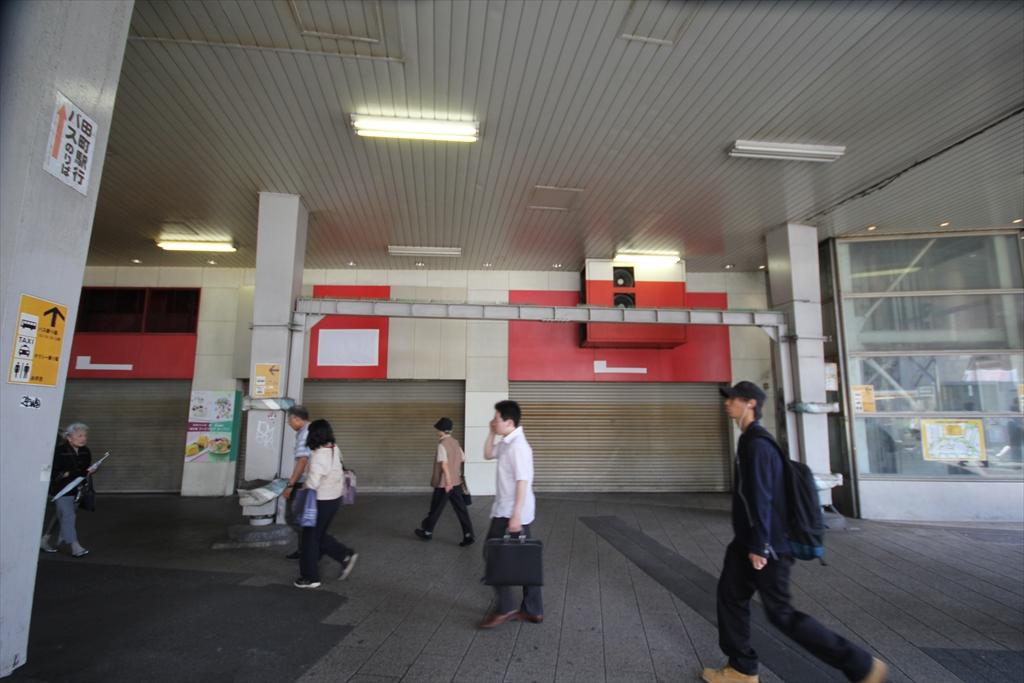 途中渋谷での乗り換え_5