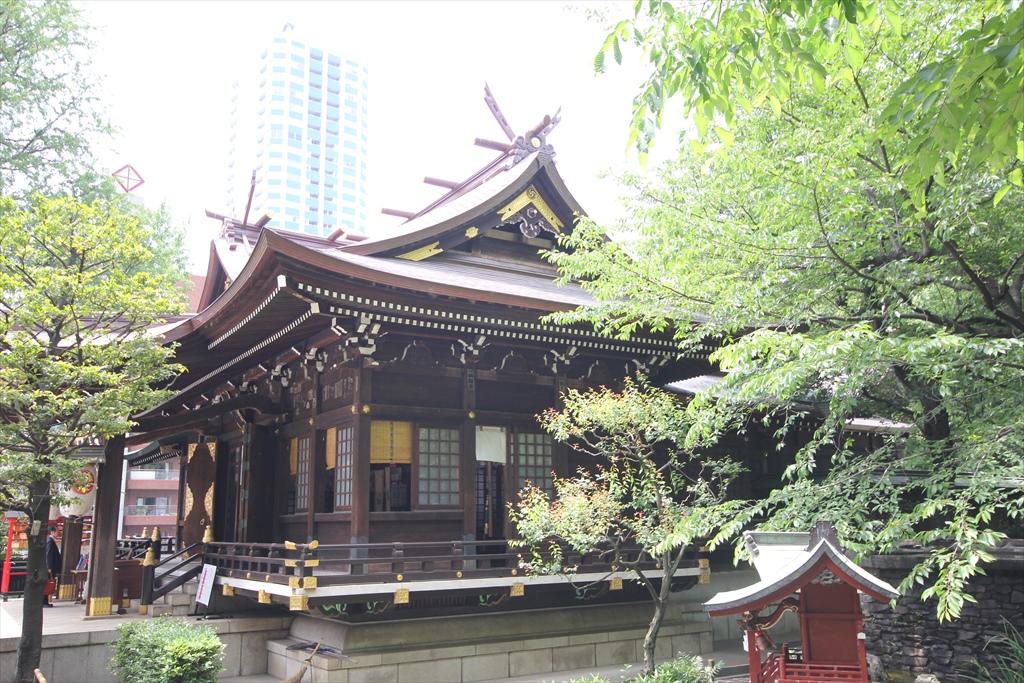 十二社熊野神社社殿_2