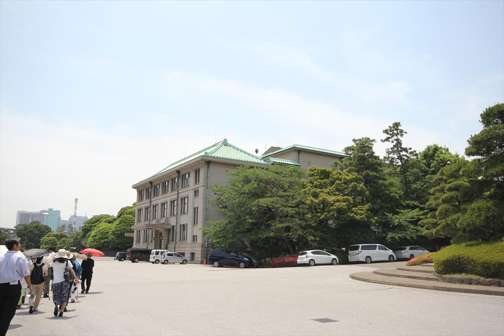 宮内庁庁舎_1