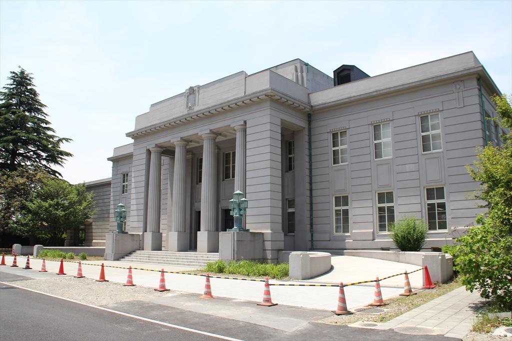 皇宮警察のための施設_1 (元枢密院庁舎)