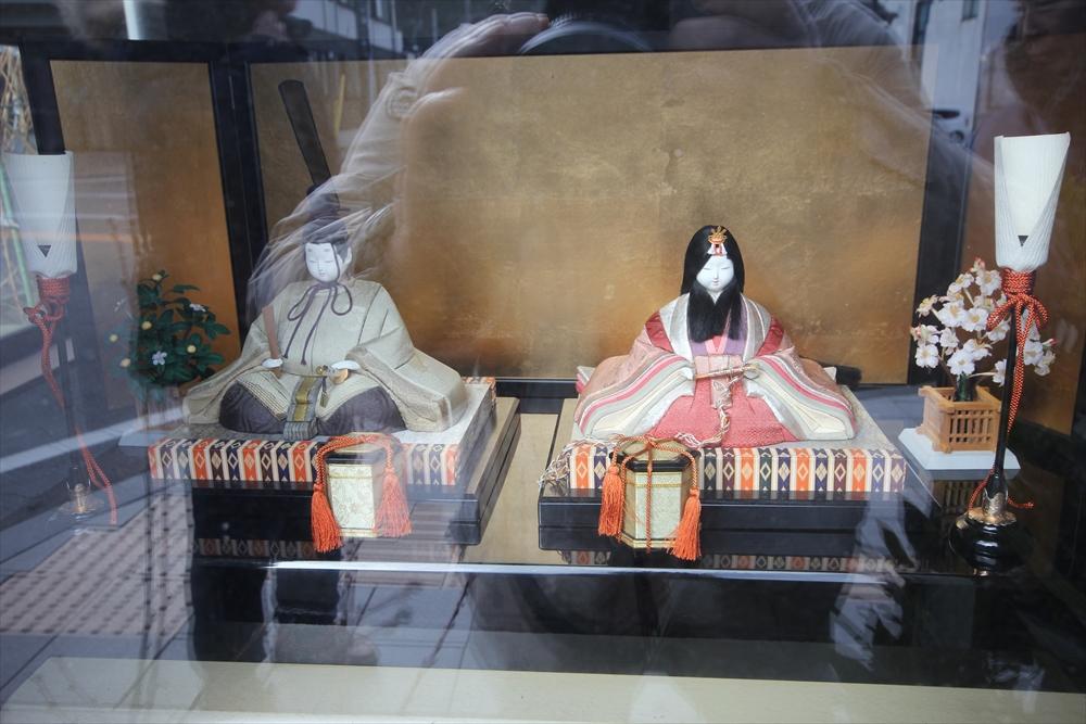 「日光鉢石宿のおひなさま」_2
