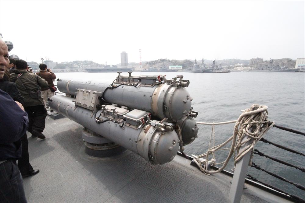 Mk 32 短魚雷発射管_1