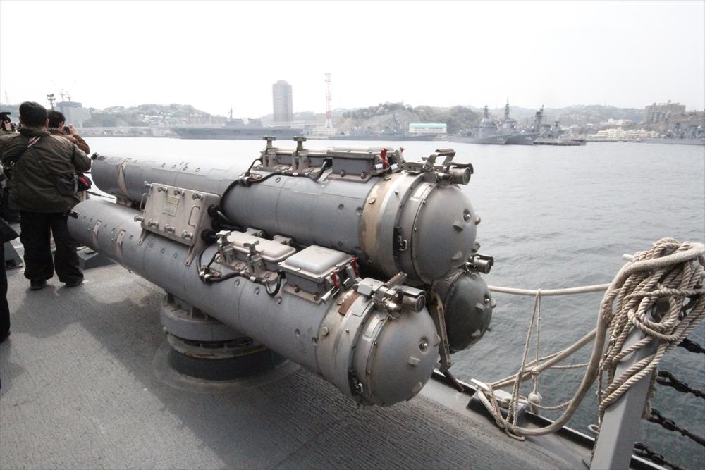 Mk 32 短魚雷発射管_2