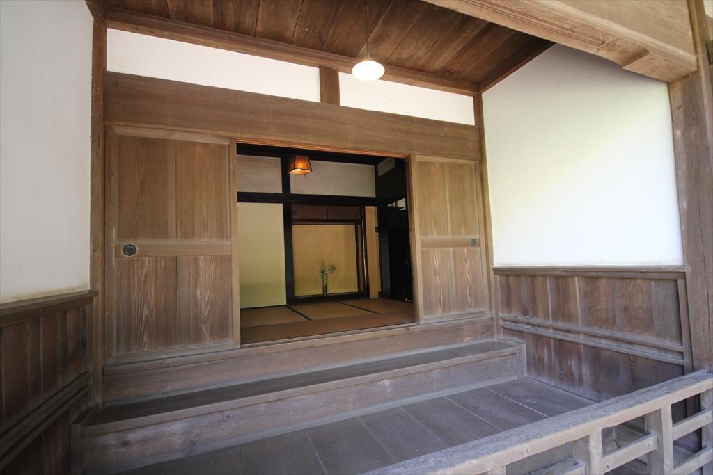 旧矢箆原家住宅_式台玄関