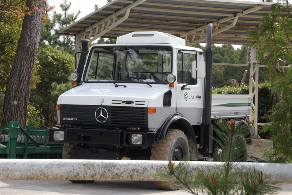 JRAのトラック