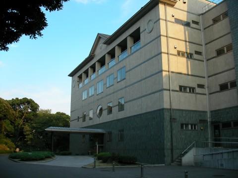 宮内庁書陵部庁舎