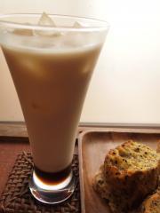 ジンジャー豆乳