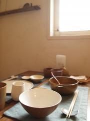 食卓の風景 in ancre