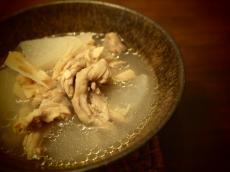 塩麹スープ