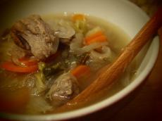 塩麹スープはまりまくり