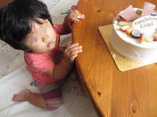 ケーキぱくり2