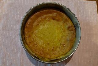 パンプキンケーキ4