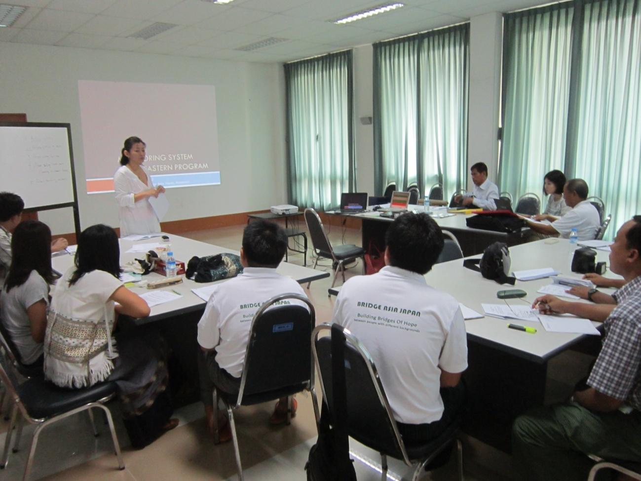 南東国境事業に関するワークショップ1