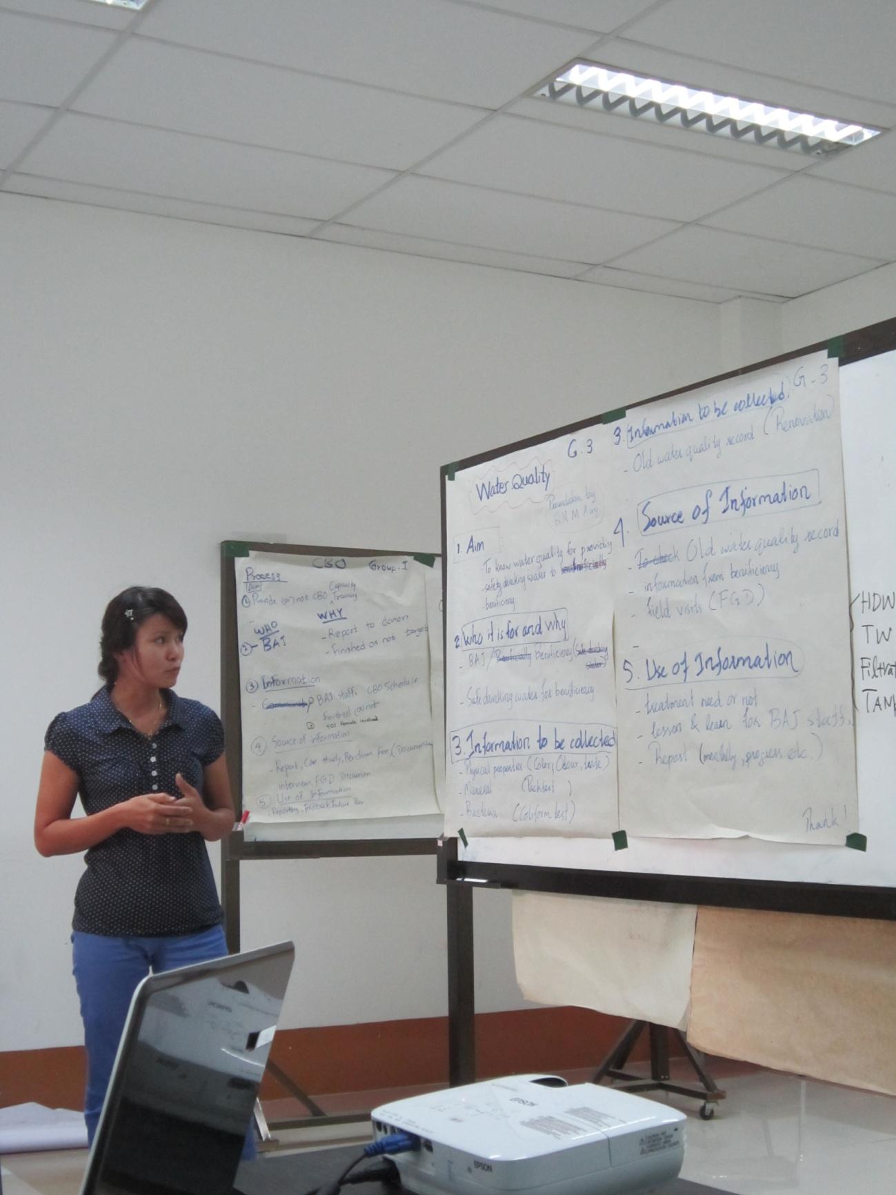 南東国境事業に関するワークショップ3