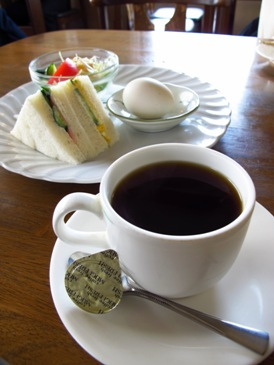 コーヒー\380