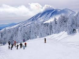 ゲレンデ&浅間山