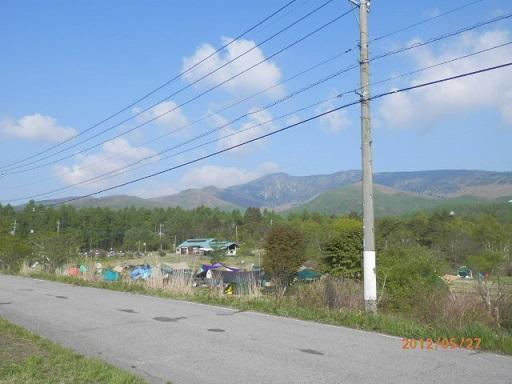 バラギ高原キャンプ場&四阿山