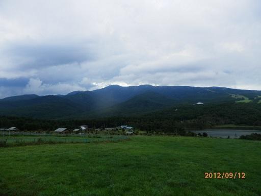 嬬恋/バラギ高原キャンプ場