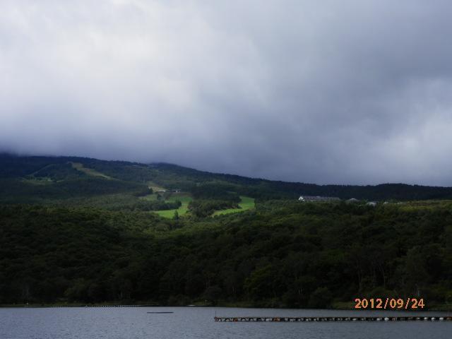 バラギ湖&パルコール嬬恋スキー場
