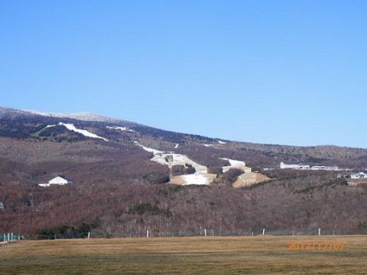 12/7 パルコール嬬恋スキー場