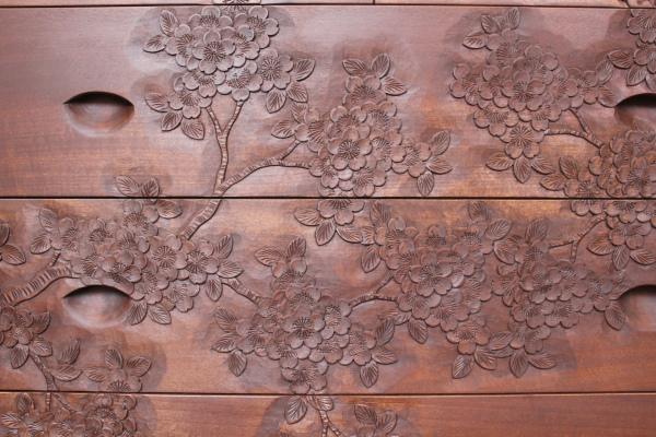 軽井沢彫り