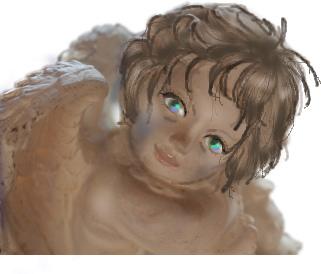 天使 ビーシャ