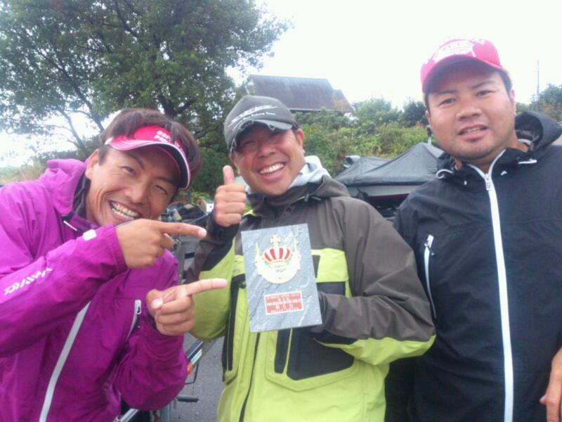琵琶湖オープン3戦