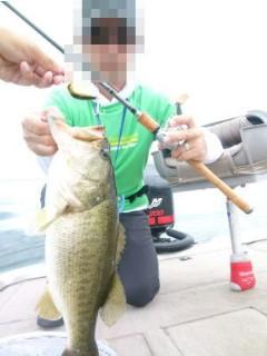 お盆琵琶湖8