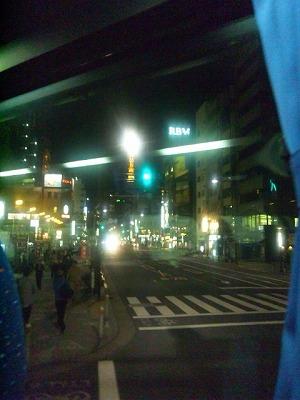東京タワー(?)