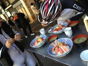 11海鮮丼