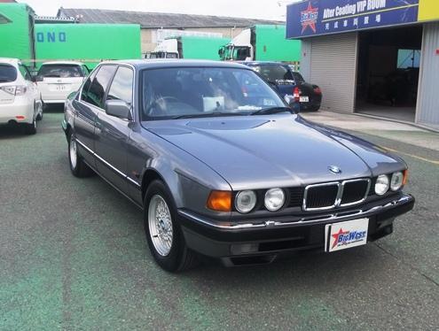 BMW740iL